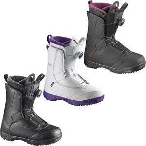 BOA Shoes original Details Snowboard PEARL title Snowboard New about Womens Snowboard Salomon Boots Boots show c34RALjq5S