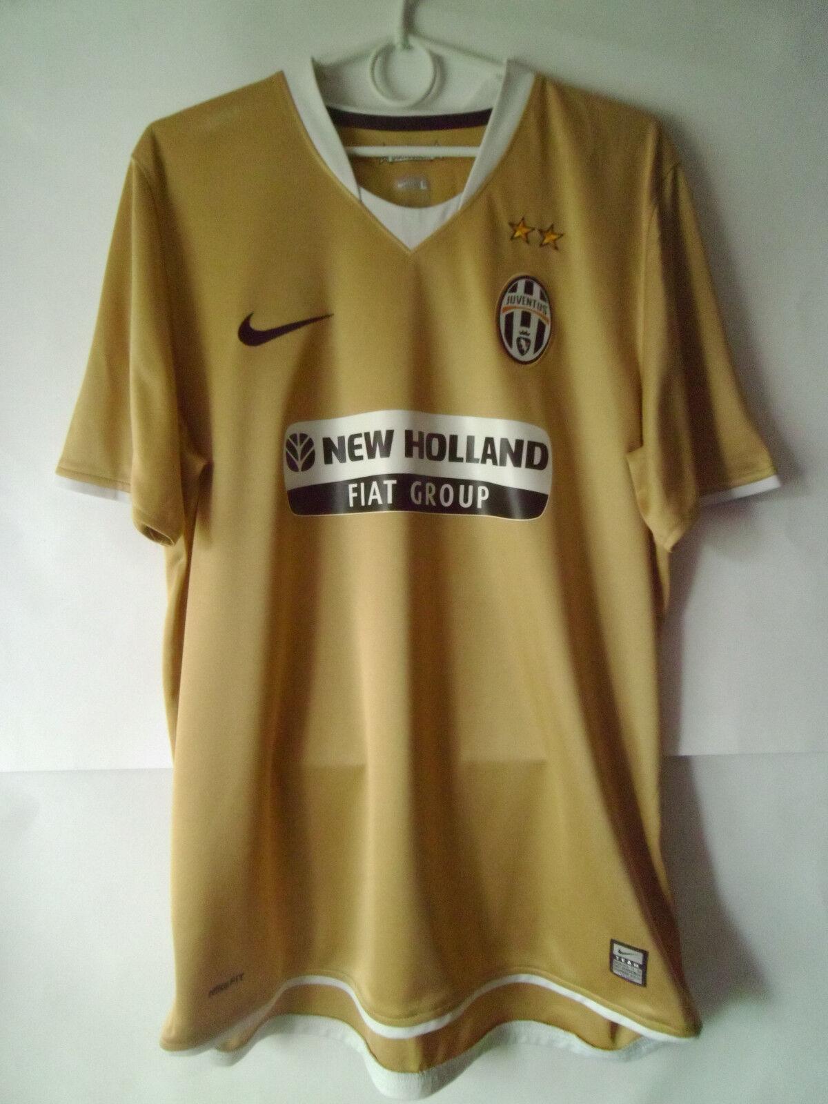 2008-09 Juventus Away Shirt Jersey Trikot L