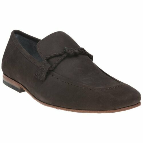 mocassini Daveon scarpe slip Brown Ted Nubuck New Baker on e Mens 7aIwqnp0