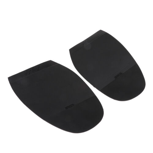 2mm 1 Pair of Shoe Rubber Sole Heels Sole Protector Non-Slip Pads Unisex