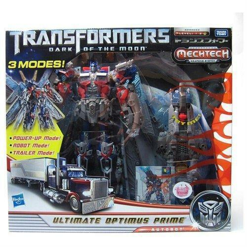 Hasbro Transformers Dark of the Moon Mechtech Ultimate Optimus Prime Action