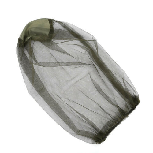 InsectMosquito Net Mesh Face Fishing Hunting Outdoor Camping Hat Protector CHK