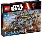 Lego 75157 Star Wars Captain Rex's At-te Construction Set