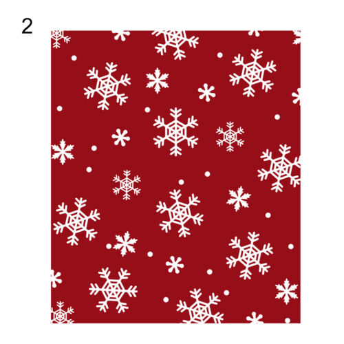 Christmas Snowflake Printed Warm Red Throw Blanket Office Sofa Nap Cover Utility
