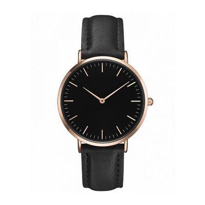 Women's Wristwatch Thin Quartz PU Leather Band Luxury Bracelet Jewelry Hot
