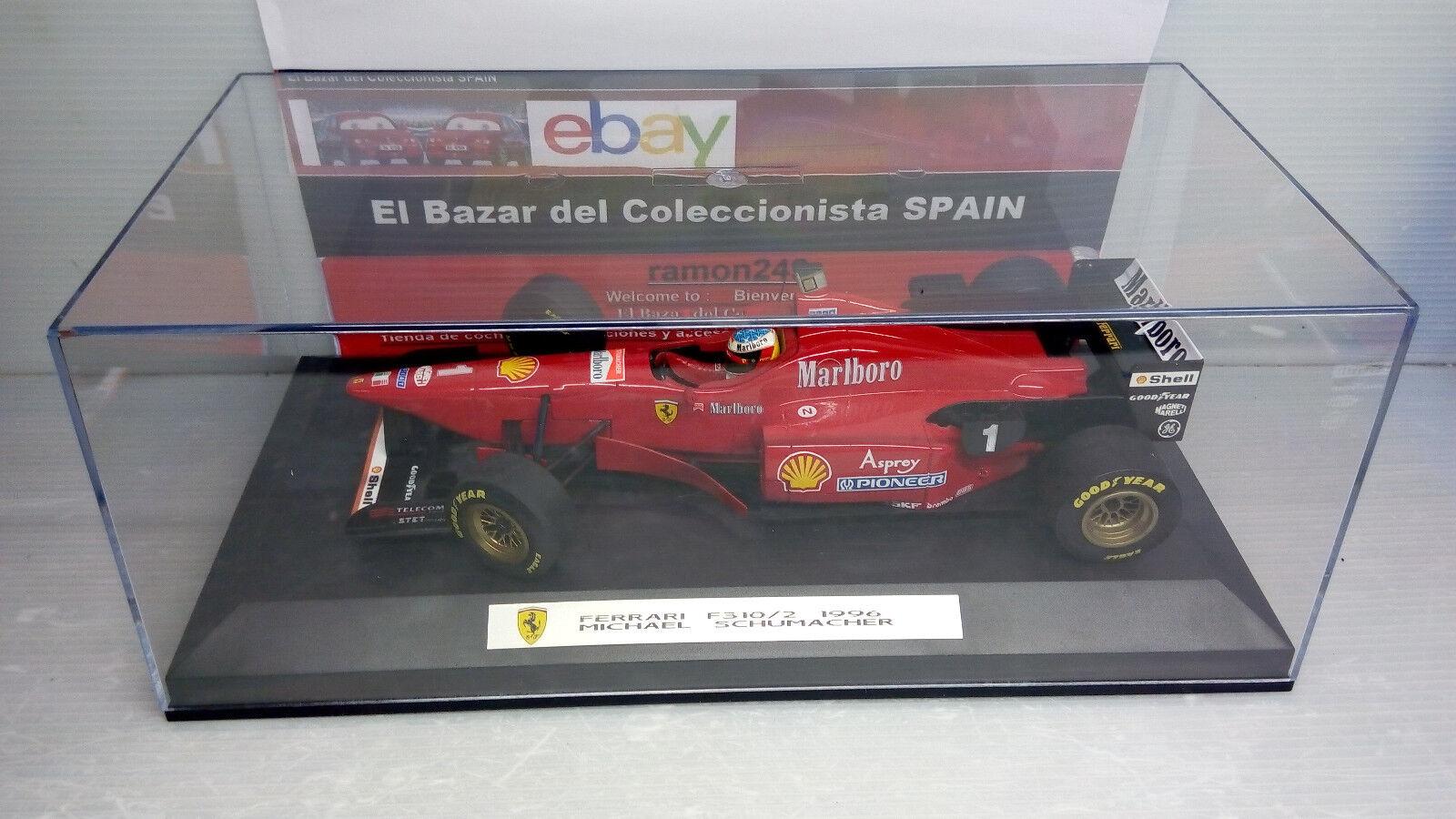 precio razonable 1 1 1 18 Ferrari F310 2 F310 2  Schumacher 1996 + Ma rl bo ro   - PMA - 3L 050  oferta de tienda