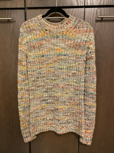 Acne Studios Multicolored Knit Sweater