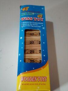 Juego-torre-de-bloques-de-madera-palos-con-numeros-de-45-piezas