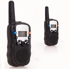 New Long Range 2x Walkie Talkies Talkie Up To 5 km Clear Signal 2 #34