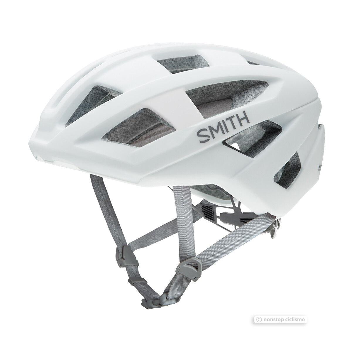 Smith Optics PORTAL Road Bike Cycling Helmet MATTE WHITE