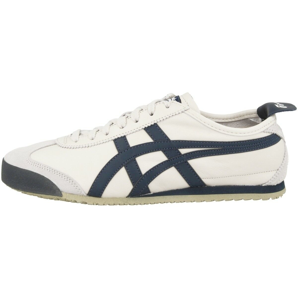 Asics Onitsuka birch Tiger Mexico 66 Schuhe birch Onitsuka ink latte DL408-1659 Retro Sneaker e105db