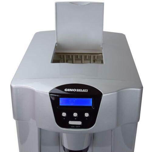 Digitaler Eiswürfelbereiter Eiswürfelmaschine mit Spender Syntrox Germany  vM9Ek