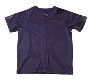 Preowned- Adidas Sport 2 Street Baseball Jersey Mens (Size L)   eBay