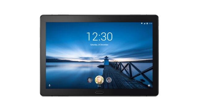 "Lenovo Smart Tab P10 Tablet with Alexa Snapdragon 450 64GB Storge 10.1"" FHD IPS"