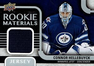 2015-16-Upper-Deck-ROOKIE-MATERIALS-GJ-CH-CONNOR-HELLEBUYCK