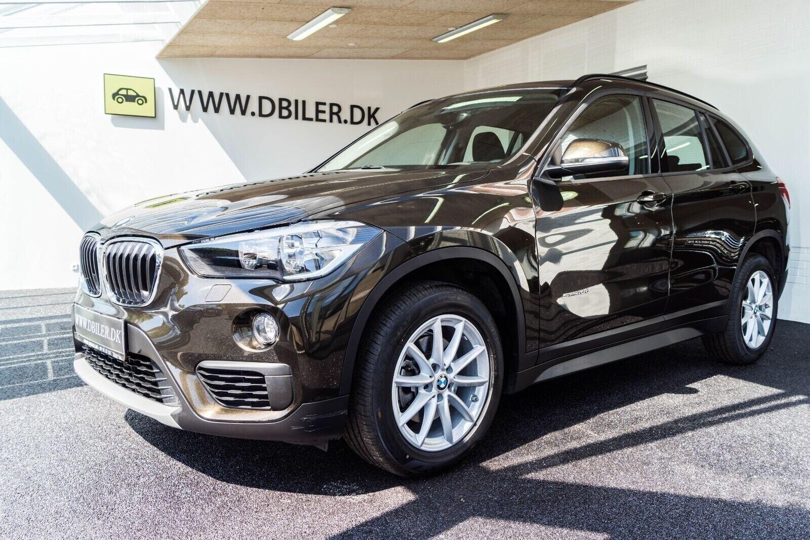 BMW X1 2,0 sDrive18d aut. 5d - 319.000 kr.