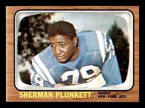 SHERMAN-PLUNKETT-1966-TOPPS-1966-NO-99-NRMINT-20452