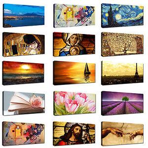 Quadro-Moderno-Stampa-su-tela-Canvas-cm-100x50-Quadri-Modertni-Astratti-Arredo