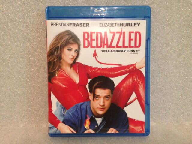 Bedazzled (Blu-ray Disc, 2013) OOP