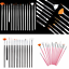 15Pcs-Nail-Art-Design-Dotting-Brush-Painting-Pen-Tool-Drawing-Brushes-3-Color thumbnail 1
