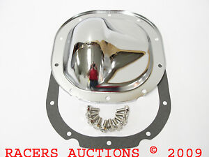 Ford-8-8-Rear-Chrome-Differential-Cover-Kit-Explorer-Bronco-Mustang-F150