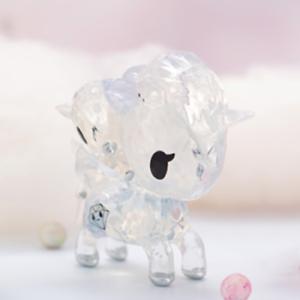 TOKIDOKI Unicorno Bambino Series 1 Mini Figure Diamante/&Cristallo Art Toy New
