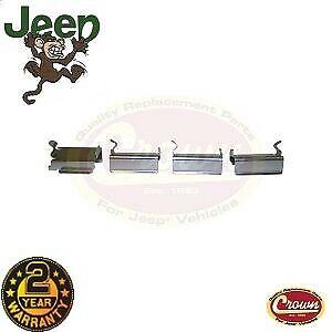 Front caliper spring clip set Jeep Cherokee KJ 02-07 Chrysler Voyager 5019985