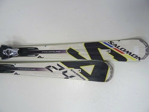 Ski Carving Salomon 24 Hours mit Bindung, (Z-Wert-12,0) 162cm (EE910)