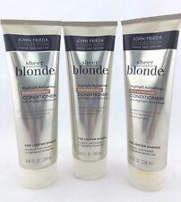 John Frieda Collection Sheer Blonde Enhancing Conditioner *Triple Pack*