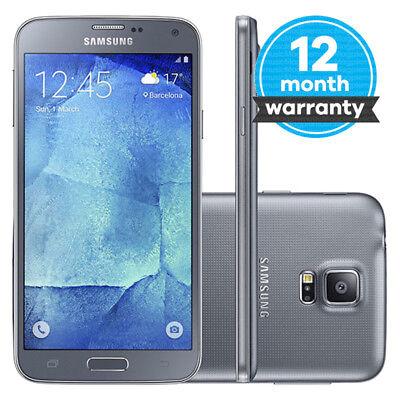 Samsung Galaxy S5 NEO - Grey - 16GB - (EE) - Smartphone - Pristine Condition (A)