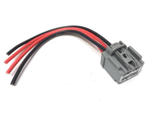 2.0 TDCi Mk4 Heater Blower Fan Résistance Faisceau De Câbles Pour Ford Mondeo