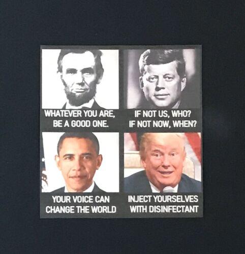 President Quotes Funny Sarcastic Anti-President Donald Trump TShirt Graphic Tee