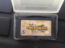 Fire Emblem (Nintendo Game Boy Advance, 2003) GBA DS