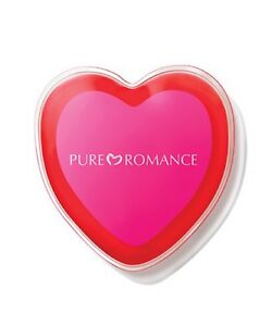 Pure-Romance-New-Heart-Massager-Heart-Shaped-Heat-Pack-Sporting-Events