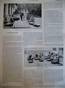 Opium-Drugs-in-Indochina-Tonkin-Dressage-the-Dog-of-Cirque-GAL-Duchesne-1896