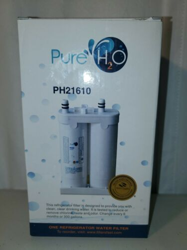 Pure H2o Refrigerator Water Filter  PH21610