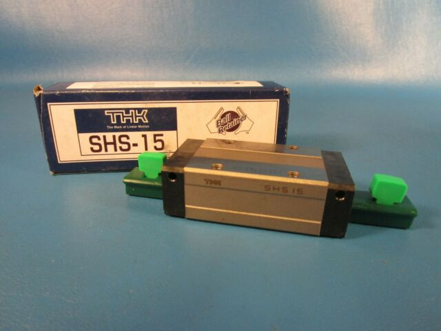 THK SR20W1SS GK BLOCK Standard Ball Linear Guide Rail