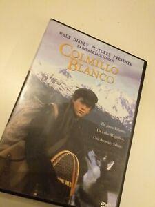 Dvd-COLMILLO-BLANCO-DE-WALT-DISNEY