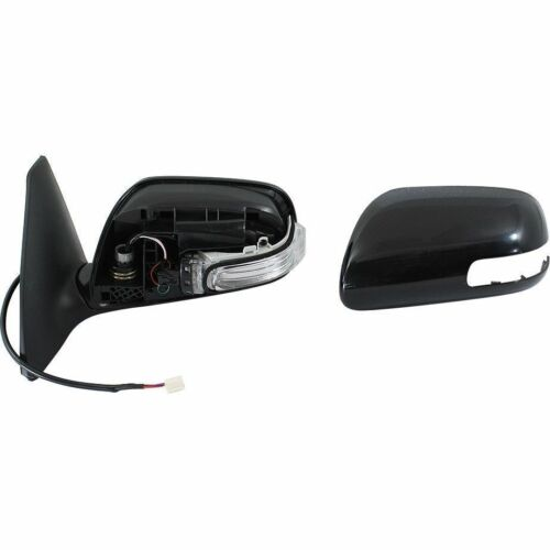 for 2011 2016 Scion TC LH Driver Side Left Mirror Power W// Signal Lamp Smooth
