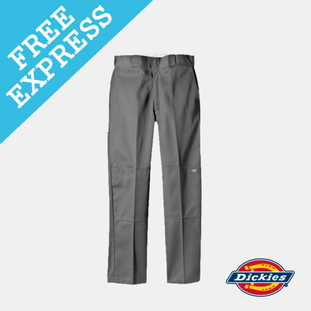 a21e40271841d Dickies 85-283 Loose Double Knee Work Pant - Charcoal 32