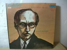 ALP 158 PROKOFIEV Symphony 1 Op. 111 MRAVINSKY LENINGRAD ARTIA MONO LP