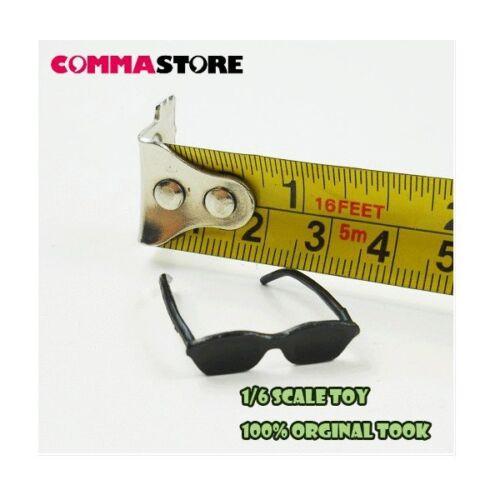 C Black Sunglasses A 1//6 Action Figure TC16-03 Girl