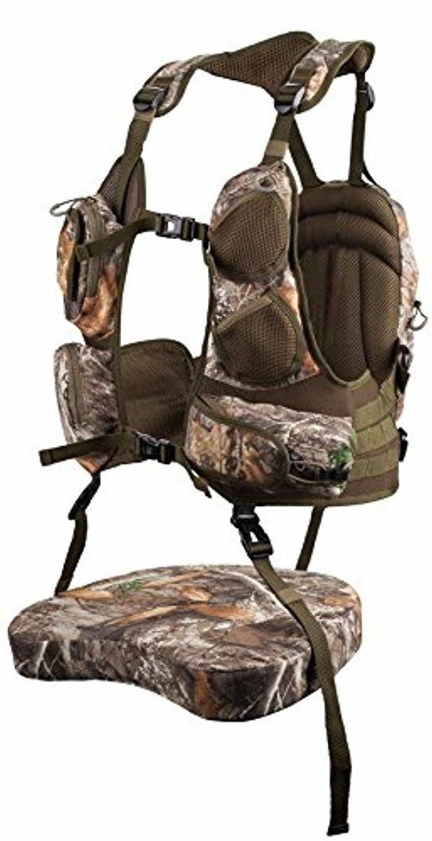 Türkei Vest Frame Realtree Adjustible Erwachsene Jagd Outdoor Camo Geschenk Neu