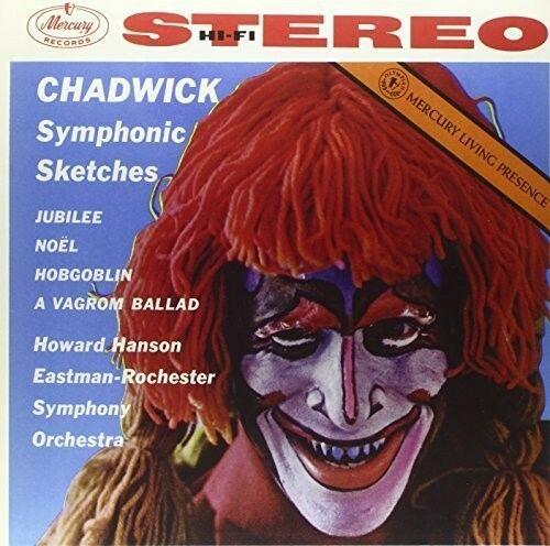 Chadwick / Hanson / Eastman-Rochester Orchestra - Symphonic Sketches [New Vinyl