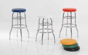 Sgabello cucina bar america sgabelli anni ebay