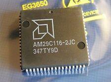 AM29C116-2JC microprogrammable 16bit CMOS microprocessor, AMD
