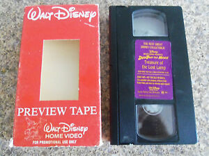 walt-disney-Ducktales-The-Movie-Treasure-Of-The-Lost-Lamp-VHS-demo-tape-rare
