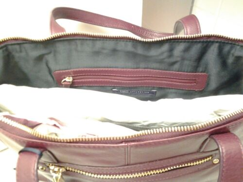 Ms glissiᄄᄄre n Poches Color ᄄᄂ B Claret Bag extᄄᆭrieures t Fermeture Lrg w IHD29E