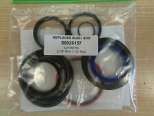50026157 Bush Hog Replacement Seal Kit 2 12 Cylinder With 1 12 Rod See Pics