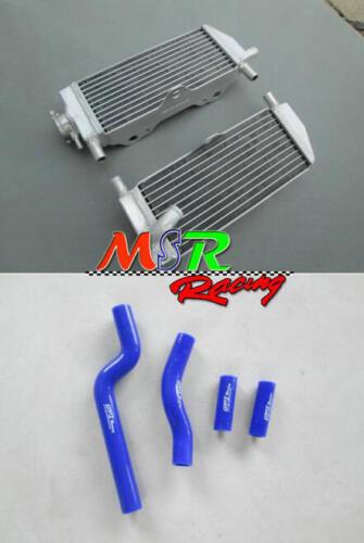 for 1996-2001 YAMAHA YZ250 YZ 250 aluminum radiator /& silicone hoses